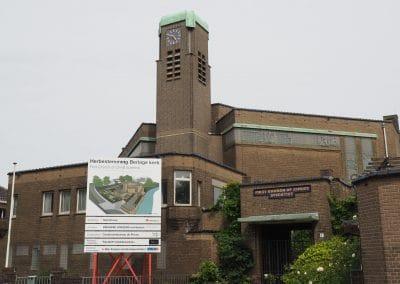 Buitenruimte Berlagekerk