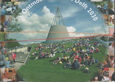 Ruimtelijke structuurvisie Delft
