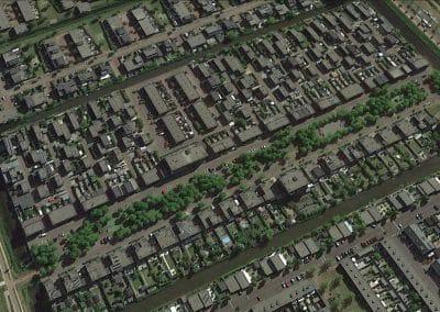 luchtfoto Floriande Texel
