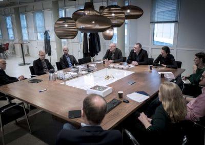 vergadering welstand Almere