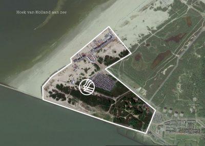 plangebied hoek van holland aan zee