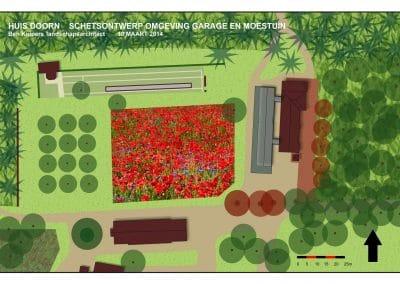 Huis Doorn tuin10-3-14 - kopie