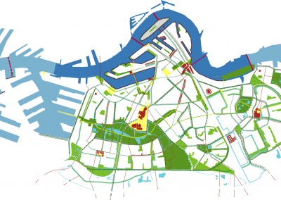 Regie Rotterdam Zuid landschap
