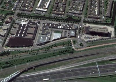luchtfoto Nieuwveen