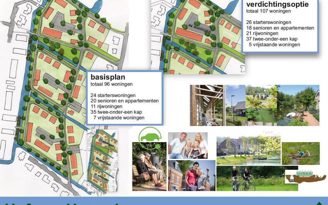Stedenbouwkundig schetsontwerp Hof van Harmelen