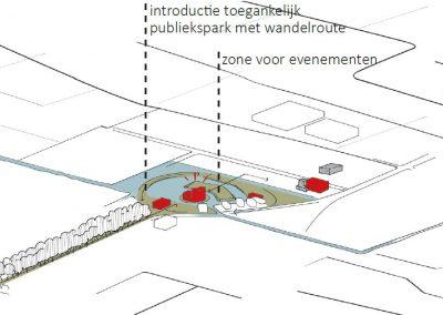 publiek park Teylingen