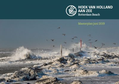 cover masterplan hoek van holland aan zee