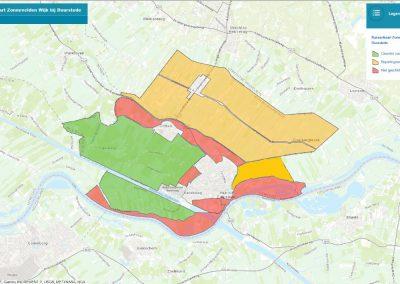 Kansenkaart gemeente Wijk bij Duurstede